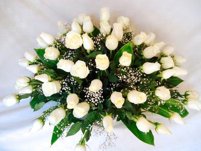 Arreglo floral rosas