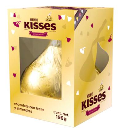 Kiss Dorado Gigante 196g.