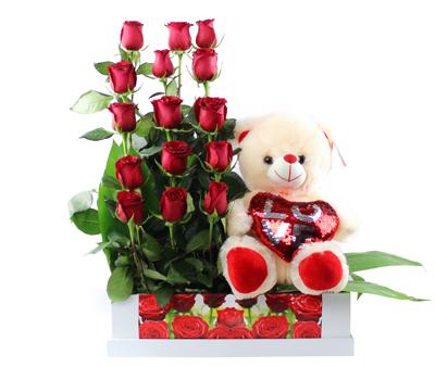 Set Amor San Valentin