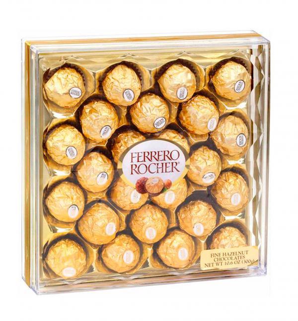 Chocolates ferrero 24 piezas