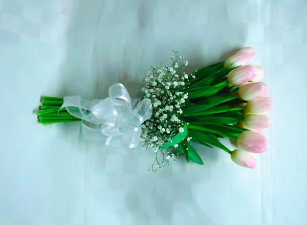 Bouqueth de tulipanes