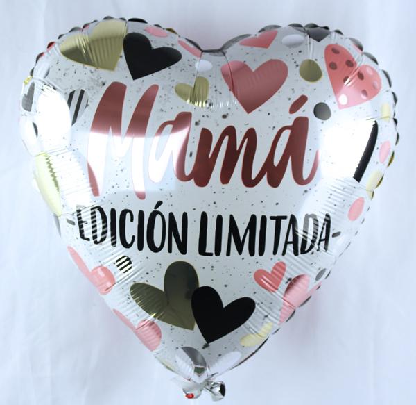 Globo con helio mama edicion limitada