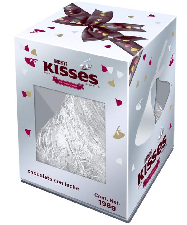 Kiss Plata Gigante 198g