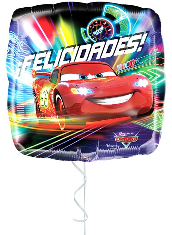Globo con Helio Cars