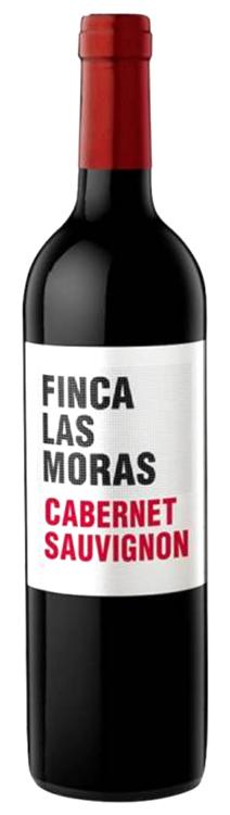 Vino Tinto Las Moras Cabernet Sauvignon 750 ml