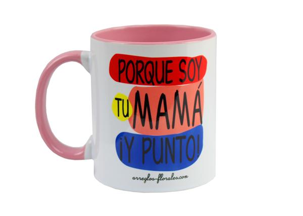 Taza Colours Edición Mamá 11oz